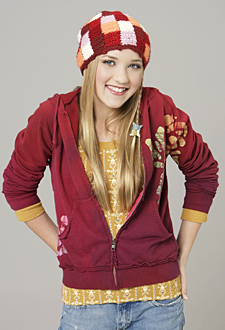 What is Lily&#39;s real name (from Hannah Montana)