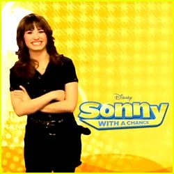What is the name of the character wich Demi Lovato plays in ''Sonny with a chance''