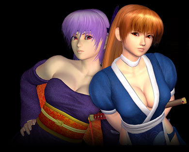 Easy question:Is Kasumi Ayane's sister?