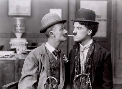 Publicity Shot of which Charlie Chaplin Movie?
