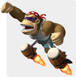 What was funky's place's name in Donkey Kong Country?