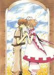 What is the real Syaoran and Sakura's names?