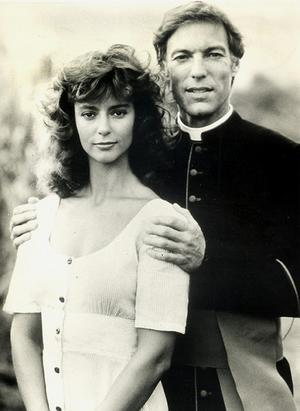 Who is the actress that stars with Richard in The Thorn Birds ?