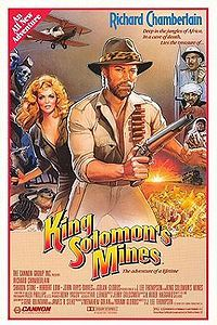 In which year was the film King Solomans Mines releaesd ?