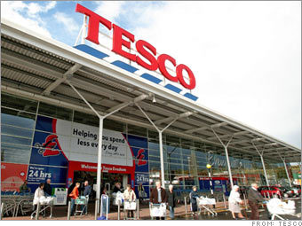 """I like [her] for herself ... I'd like her if she worked in Tesco."" Who said this?"