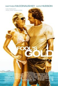 What is the name of her character in 'Fool's Gold'?