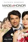 Which of his Grey's Anatomy costars appears in the movie Made of Honor as the guy who ends up with his fiancee?