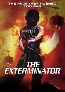 "What type of people does ""The Exterminator"" (1980) choose to wipe out ?"