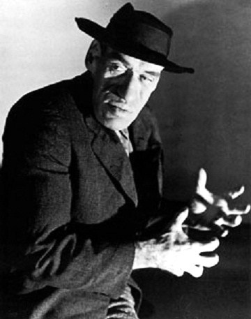 What did Rondo Hatton do before he became an actor ?