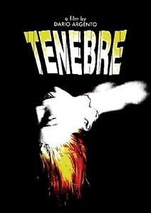 "What influenced Dario Argento to write ""Tenebre"" ?"