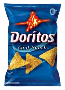 Who out of the list below did adds for Doritos?