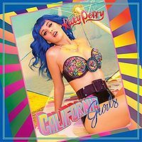 'California Gurls' peaked at what  number on the US Billboard Hot 100?