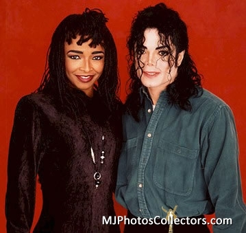 Who is in this picture with MJ?