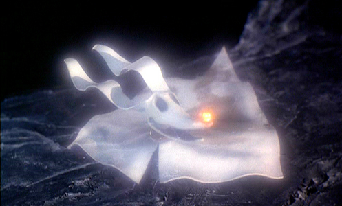 "In ""The Nightmare Before Christma(1993), Jack Skellington has a ghostly dog whose name is actually a number. What is the number?"