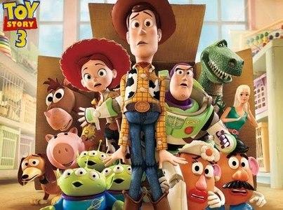 Who tells Woody Lotso's past?
