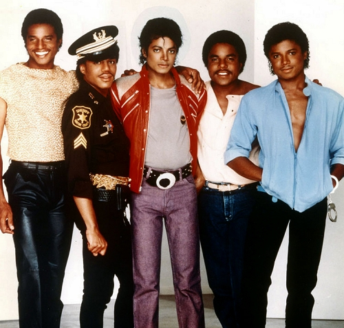 What is 'The Jacksons' first single which they recorded for Epic Records ?