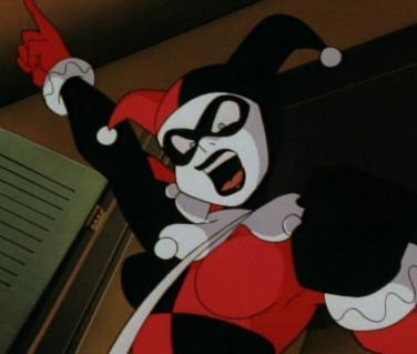 "In ""The Animated Series,"" What Episode did Harley Quinn actually stand up to the Joker?"