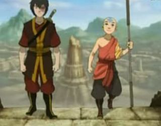 What Did Zuko And Aang Do When They Found Out The Firebending Masters Were Dragons?