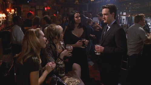 In Open Season 2x21 JJ and Garcia comment on Emily having a guy hit on her after only 5 minutes in the bar: