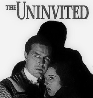 "In the ""The Uninvited"" (1944) what is the ominous sign that the spirits are around ?"