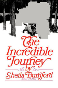 """""""The Incredible Journey"""" by Sheila Burnford was turned into a film by Disney in 1963. There were two dogs in the story. What breeds were they?"""