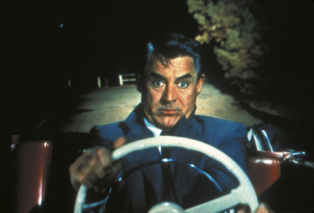 Cary Grant is starring in which film ?