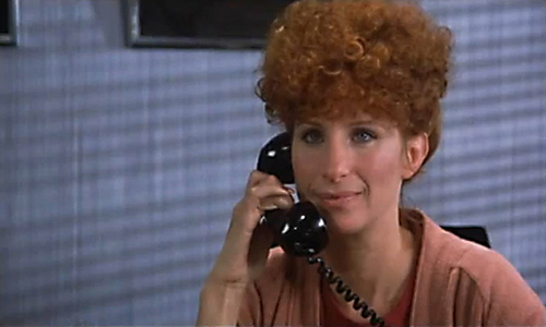 "What sport was Barbra's character involved in in ""The Main Event""?"
