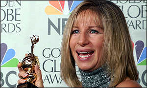True or False: Barbra is the only artist to earn an Oscar,Tony,Emmy,Grammy, Golden Globe,Cable Ace Award,Peabody Award and the AFI's Lifetime Achievement honor