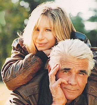 When did she and James Brolin meet?