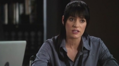 In 5x19 Rite of Passage JJ gathers the team to discuss a case, Emily points out: