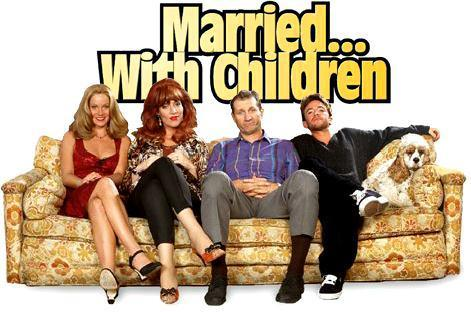 What is the name of the dog on the show 'Married, With Children'?