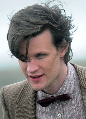 True or False? Matt Smith auditioned for a role in Sherlock.