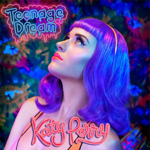 At what number did the single 'Teenage Dream' debut on the Billboard Hot 100?