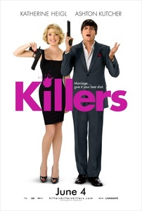 What is the name of his character in 'Killers'?