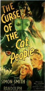 """In """"Curse Of The Cat People"""" (1944) who is the little girl in danger from ?"""