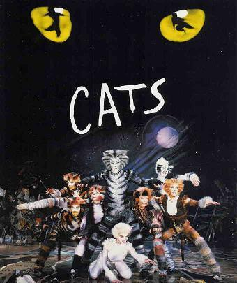 The musical CATS is based on a book of poems by which British author?