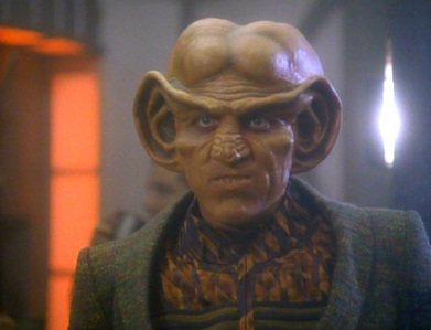 "How long has Quark resided on the station prior to ""Emissary""?"