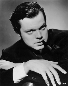 Which of Chaplin's movies did Orson Welles say was his all time favourite movie?