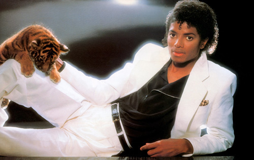 what is thriller album's production budget???