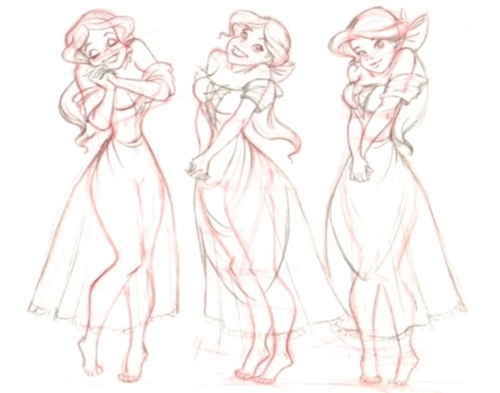 This is concept art from which Disney Princess movie?