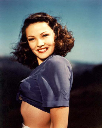 where is gene tierney born in ?
