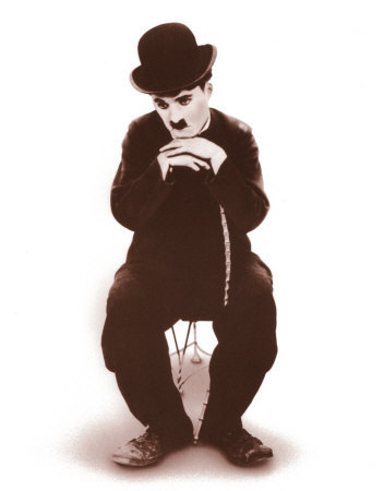 Which Charlie Chaplin film classic features the Tramp character at the Klondike, attempting to make his fortune?