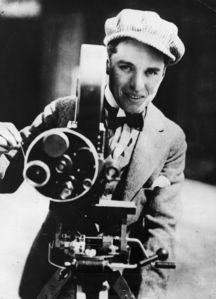 Charlie Chaplin is one of the founders of SIMPP.