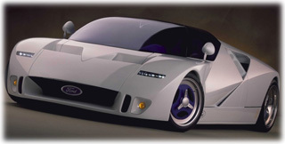 What year is this Ford GT90 Concept?