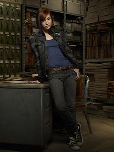 How did Claudia end up working at warehouse 13?