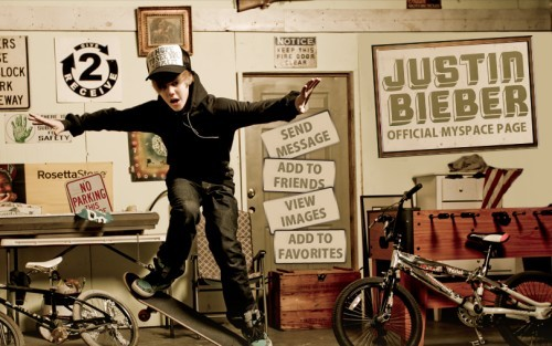 What is justin biebers 2010 hit song ?