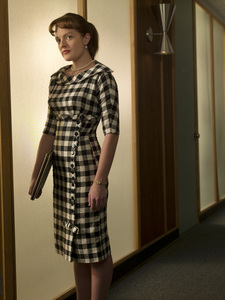 What is the name of the actress that plays Peggy?
