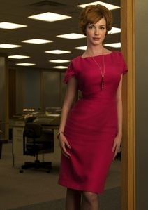What is the name of the actress that plays Joan?