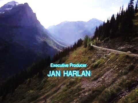 The opening scene of the car travelling through the mountains was later re-edited and re-used in which film ?