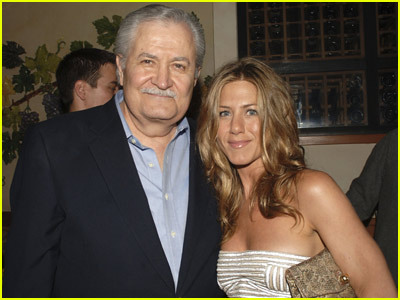 What is Jennifer Aniston's father's first name?